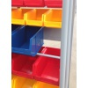 SPS01:  Small Parts Storage Trolley