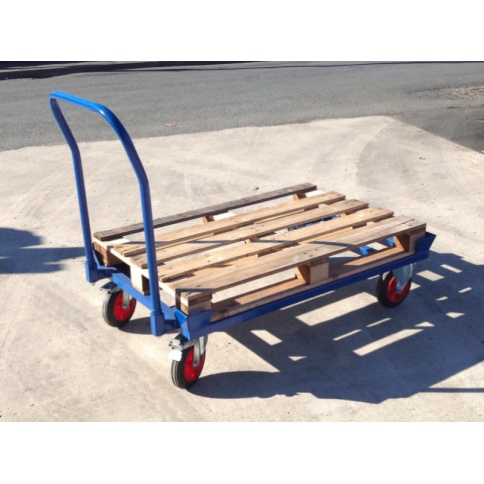 PD800H:  Pallet Dolly 1220 x 800 mm with Handle