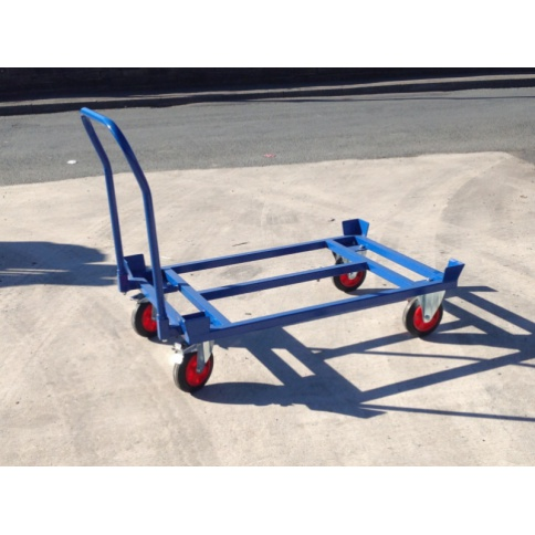 PD1000H: Pallet Dolly 1220 x 1000 mm with Handle