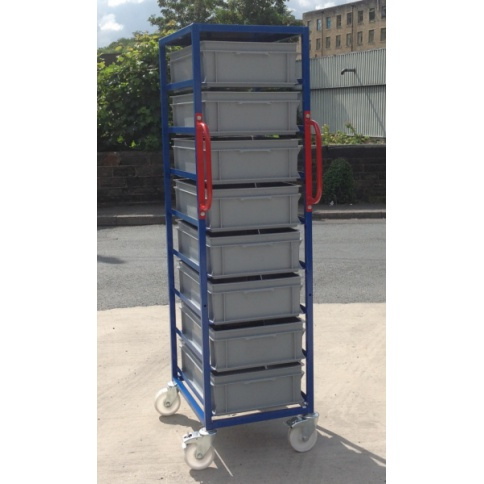 EC02 - Euro Container Trolley 1685 mm