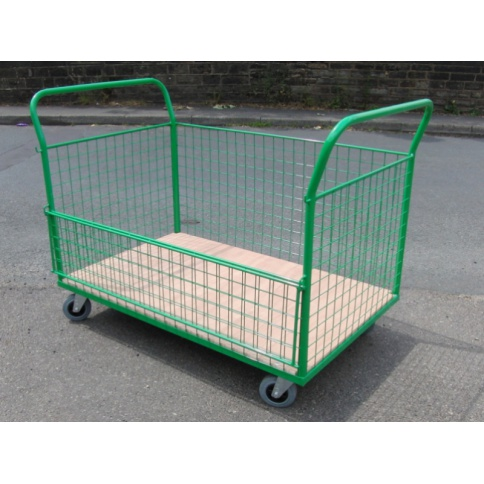 PT421 - Half Drop Side Trolley