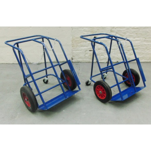 IGT06 - Welders Trolley, Oxy-Acetylene, 4 Wheels