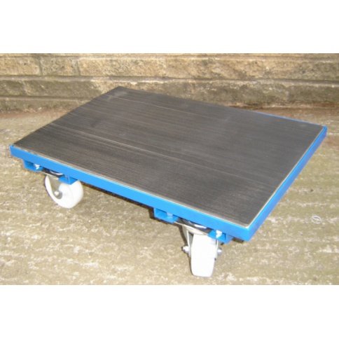 DOL22 - Steel Frame, Board & Rubber Top, 500 x 400 mm