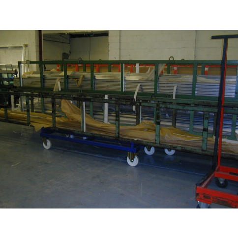 GWPT2 - Double Extrusion Rack Carrier
