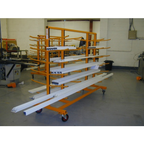 GWPT3 - Extrusion Profile Trolley
