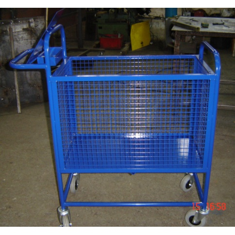 OPT103 - Order Picking Trolley