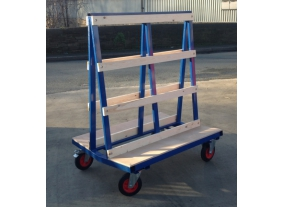 A Frame Glass Trolley