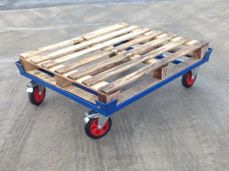 PD1000:  Pallet Dolly 1220 x 1000 mm