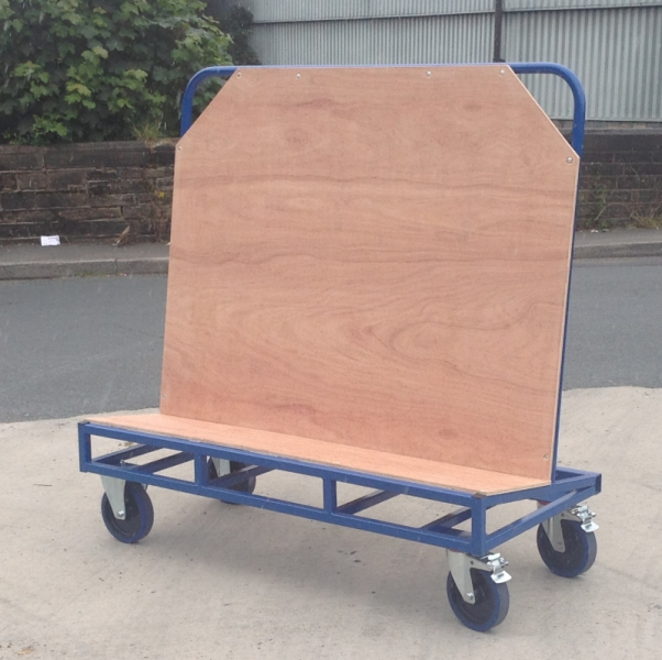 BHT03 - L Frame Board Trolley, 1500 mm Long