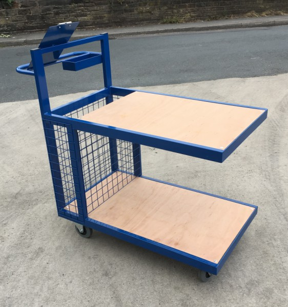 OPT100 - Order Picking Trolley