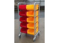 SPS02:  Small Parts Picking Trolley