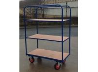 SH113 - 500Kg, 1220 x 600, 3 Shelves