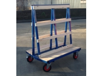 GWT0:  Glass Trolley 1200 mm Long
