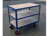 TTC2 - Table Top Cart, 500kg, 1000 x 600 mm
