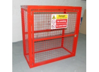 BC2 - Gas Cylinder Storage Cage 1064 x 500 x 1532 mm