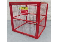 BC4 - Gas Cylinder Storage Cage 1064 x 1000 x 1032 mm