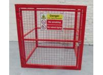 BC5 - Gas Cylinder Storage Cage 1064 x 1000 x 1532 mm