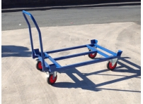 PD1000H: Pallet Dolly 1200 x 1000 mm with Handle