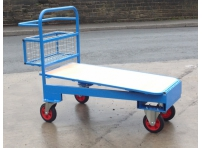 CC4T – Heavy Duty Cash & Carry Trolley