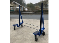 BHT06 - Collapsible, Telescopic Sheet Trolley