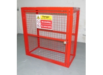 BC1 - Gas Cylinder Storage Cage 1064 x 500 x 1032 mm