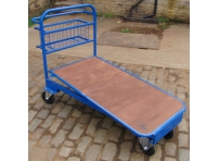 CC2B - Budget Cash & Carry Trolley with Basket