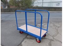 PT220 - Long Load Platform Truck, 1220 x 610mm
