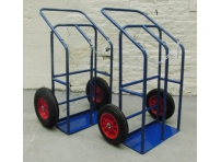 IGT03 - Double Cylinder Trolley, 2 Wheels