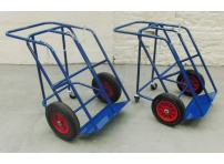 IGT04 - Double Cylinder Trolley, 4 Wheels