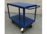 TTC1/S:  Table Top Cart, 1000 x 600 mm, Steel Shelf