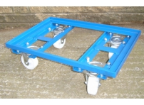 DOL03 - Steel Frame Dolly, 600 x 400 mm