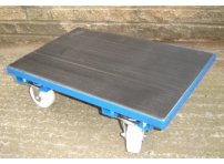 DOL24 - Steel Frame, Board & Rubber Top, 800 x 600 mm