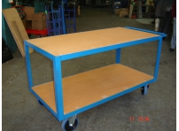 TTC1:  Table Top Cart, 500kg, 1000 x 600 mm