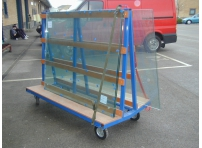 GWT1 - Glass Trolley 1800 mm Long