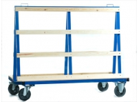 GWT2 - Glass Trolley 2400 mm Long