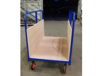 PT325 - Long Load Platform Truck, 1220 x 800mm