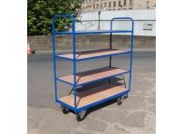 SH104 - 250Kg, 1220 x 500, 4 Shelves