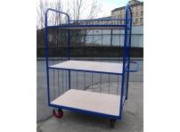 SH123 - 500Kg, 1200 x 800, 3 Shelves