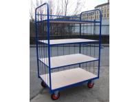 SH124 - 500Kg, 1200 x 800, 4 Shelves